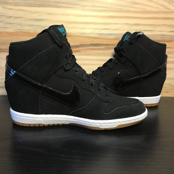 074144b77b9 Nike Dunk Sky Hi Essential Wedge Sneaker Women s